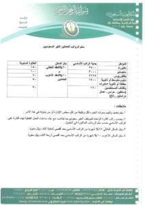 لائحة تنظيم العمل و العاملين-27